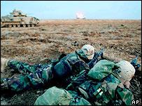 US 3rd Infantry in Iraq