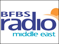 BFBS Middle East logo