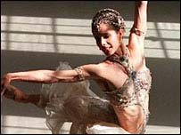 Royal Ballet star Darcey Bussell