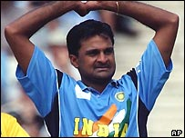 Srinath exasperated as Ponting makes runs in the World Cup final