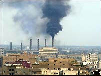 Baghdad power station