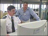 Wiltshire's emergency services control centre