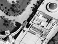 Palace, Quickbird-Digitalglobe