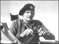 Field Marshal Bernard Law Montgomery