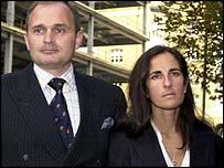 Charles and Diana Ingram