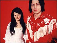 Meg and Jack White