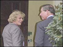 Prince of Wales and Camilla Parker-Bowles