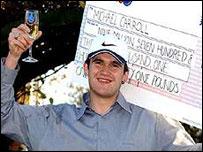 Lotto winner