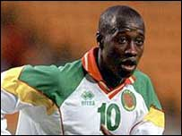 Khalilou Fadiga is one of the players who could have taken the captaincy
