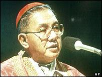 Cardinal Sin in 1991