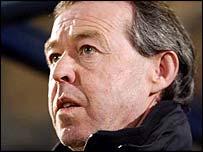 Swansea City manager Brian Flynn