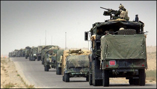 Panorama: The Road to Baghdad