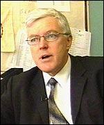 Headteacher Graham Robb
