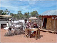 The famine stricken Antandroy people of Madagascar