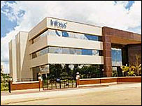 Infosys headquarters