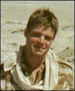 Marine Christopher Maddison