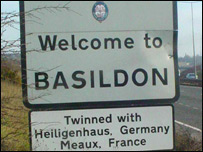 Welcome to Basildon