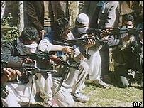 Kashmir militants