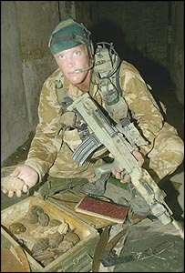 Corporal Dominic Conway