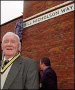 Bill Nicholson Way