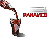 Panamco logo