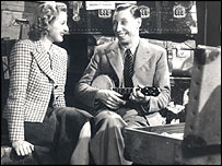 George Formby and actress