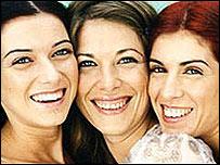 Pilar, Lola and Lucia
