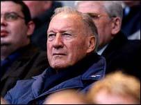 Bolton legend Nat Lofthouse