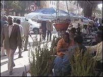 Eritrea cafe scene