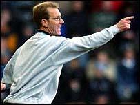 Derby first-team coach Billy McEwan