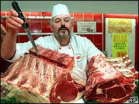 French butcher