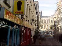 Caroline Street, Cardiff