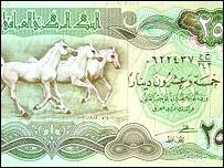 Swiss dinar