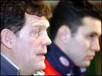 Llanelli director of rugby Gareth Jenkins