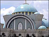 Mosque in Kuala Lumpur
