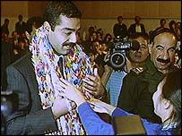 Uday Saddam