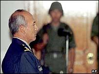 Brigadier General Ricardo Martinez Perea