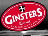 Ginsters logo