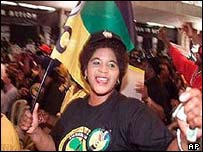 ANC supporter