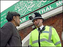 Dr Mohammed Naseem of Birmingham Central Mosque