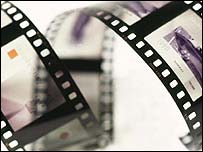 Film stock, BBC