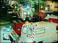 Paris Metro bombing
