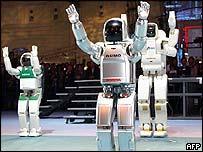 Honda's Asimo robot