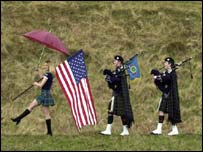 Tartan Day aims to encourage tourists to Scotland