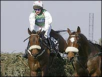 Barry Geraghty and Monty's Pass