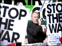 George Galloway on Saturday's anti-war protest in London