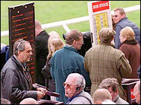 Bookmakers were relieved at the Grand National