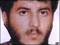 Al-Qaeda suspect Fawaz Yahya al-Rabeei
