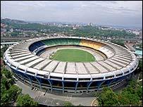 Rio de Janeiro's Maracana Stadium