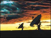 VLA New Mexico, NRAO